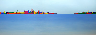 Mersey Composition limited edition prints