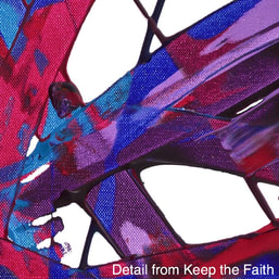 Keep the Faith detail